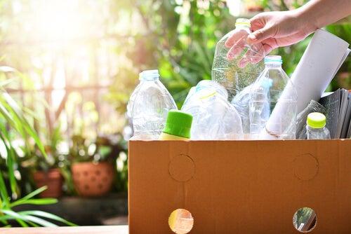 reciclar plásticos