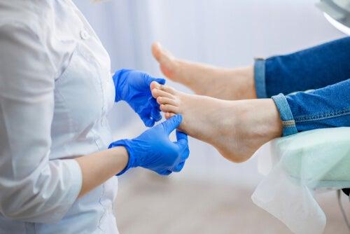 ¿Qué es la quiropodia?
