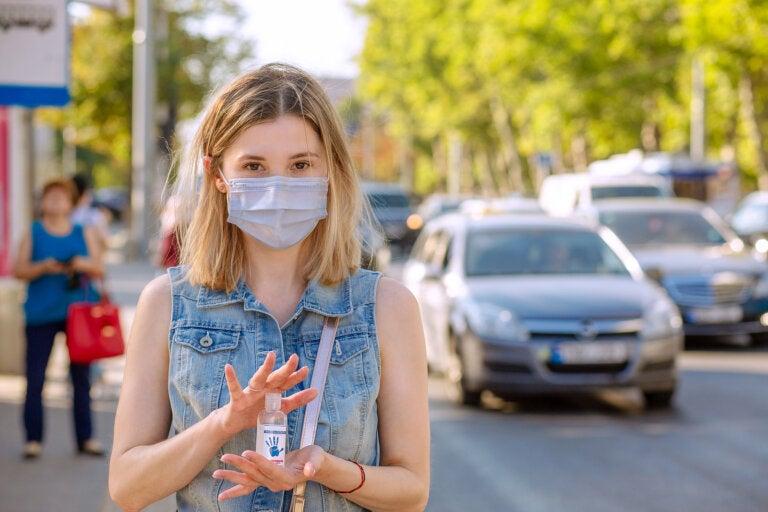 ¿Cómo podemos evitar los contagios víricos?