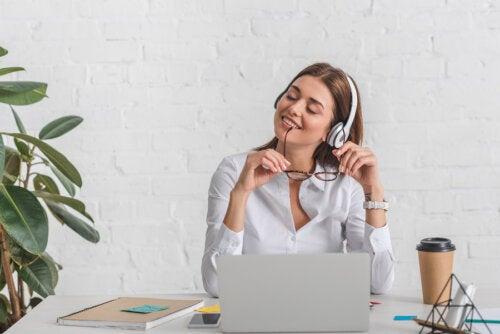 ¿Cómo relajarte en la oficina?