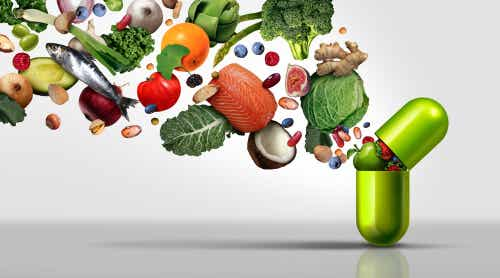 Suplementos nutricionales en el embarazo y la lactancia