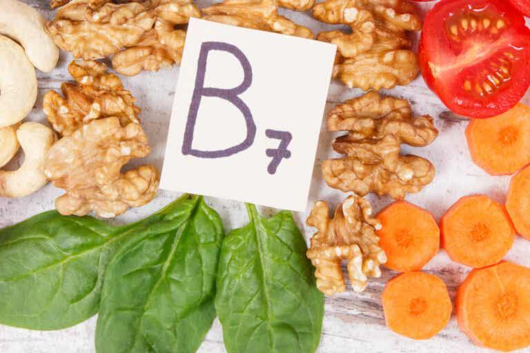 ¿Qué es la biotina?