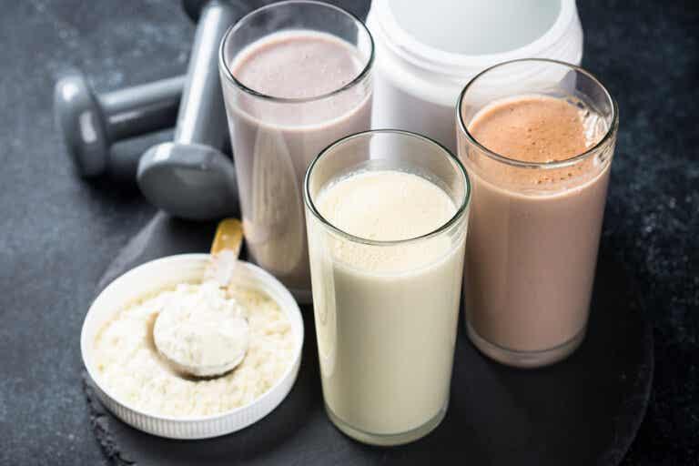 ¿Funcionan realmente los batidos de proteínas?