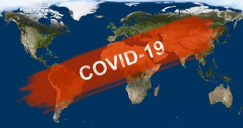 Mutación del coronavirus: formas diferentes en cada país
