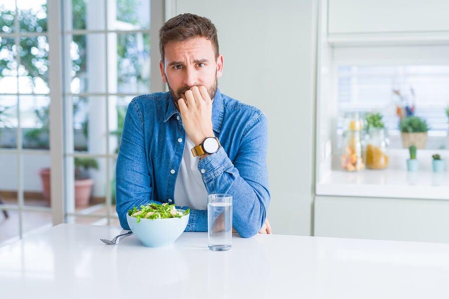 Claves para comer menos durante la cuarentena