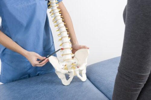 Síndrome de cauda equina: síntomas y tratamiento