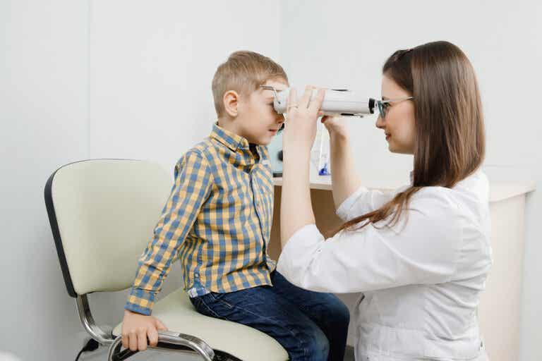 Retinoblastoma: síntomas, causas y tratamiento