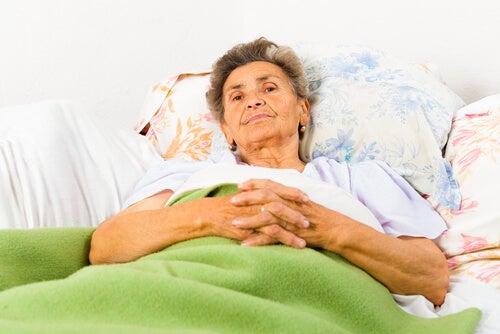 enfermedad de Alzheimer y trastornos del sueño