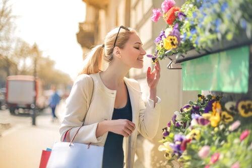 anosmia impide oler olores agradables