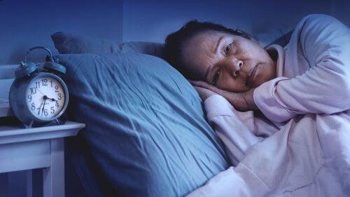 El mal de Alzheimer y las alteraciones del ritmo del sueño