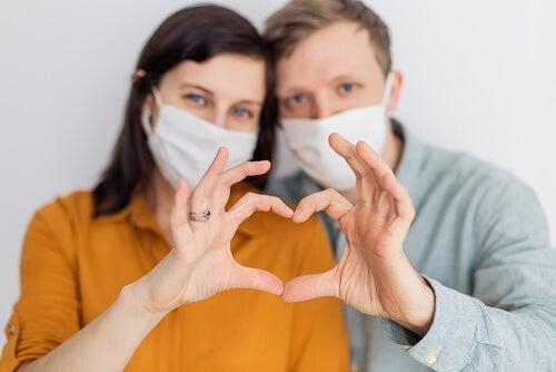 vida sexua en pareja durante pandemia de coronavirus