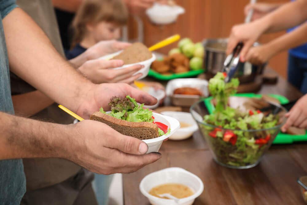 Alimentos y coronavirus: no existe evidencia