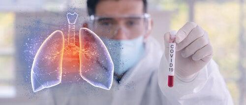 Así afecta el coronavirus a los pulmones
