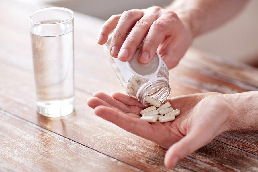 Suplemento glutamina
