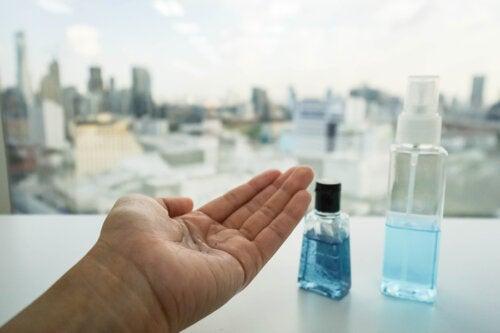 ¿Qué tipo de desinfectante elegir para prevenir infecciones virales?