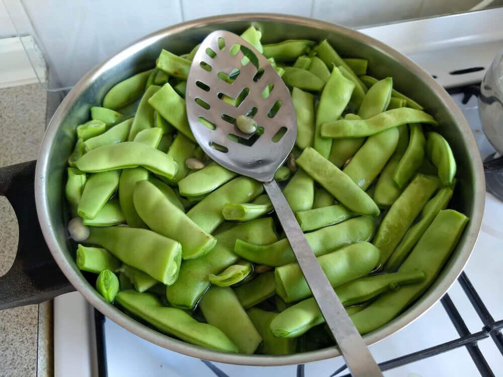 Consumir muchas verduras durante la cuarentena