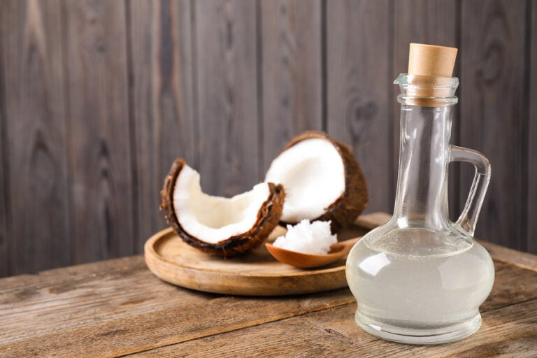 Beneficios del aceite de coco para la salud