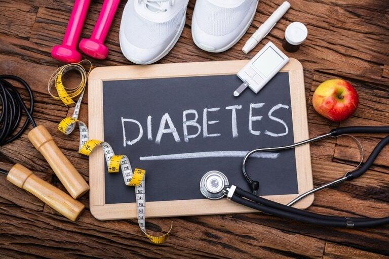 ¿Cómo practicar deportes en cuarentena si tienes diabetes?