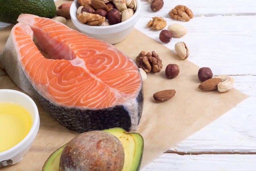 Las grasas insaturadas son buenas para la salud