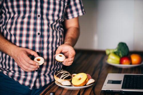 ¿Qué alimentos nos dejan con hambre?