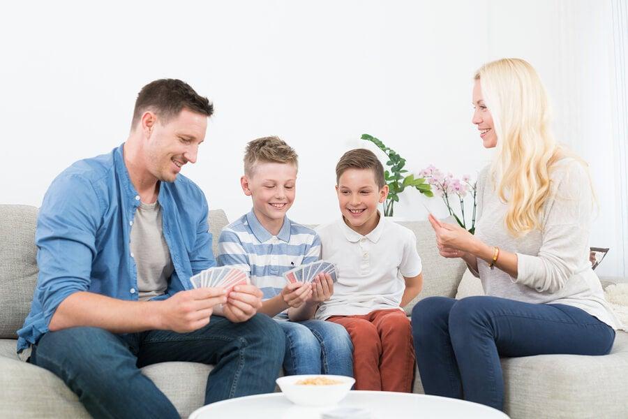 Buscar apoyo familiar