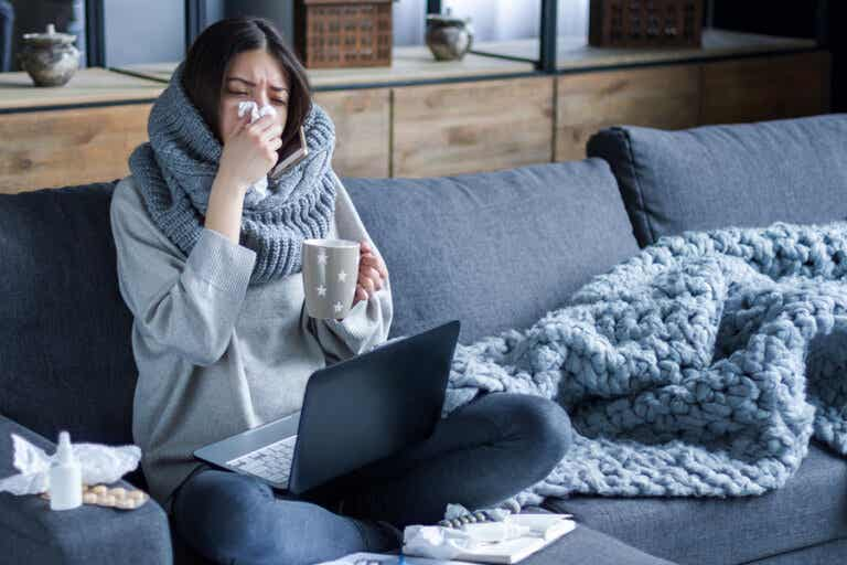¿Por qué se propaga más la gripe en invierno?