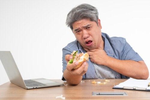 ¿Cómo es la alimentación en la disfagia?