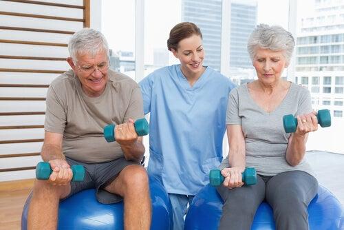 El deporte ayuda a controlar la presión arterial
