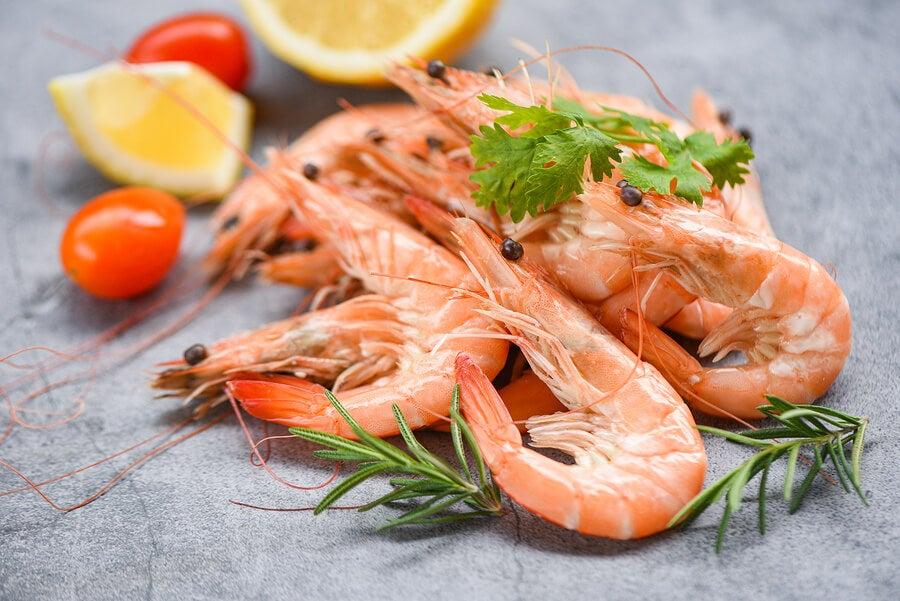 El consumo de marisco y los microorganismos