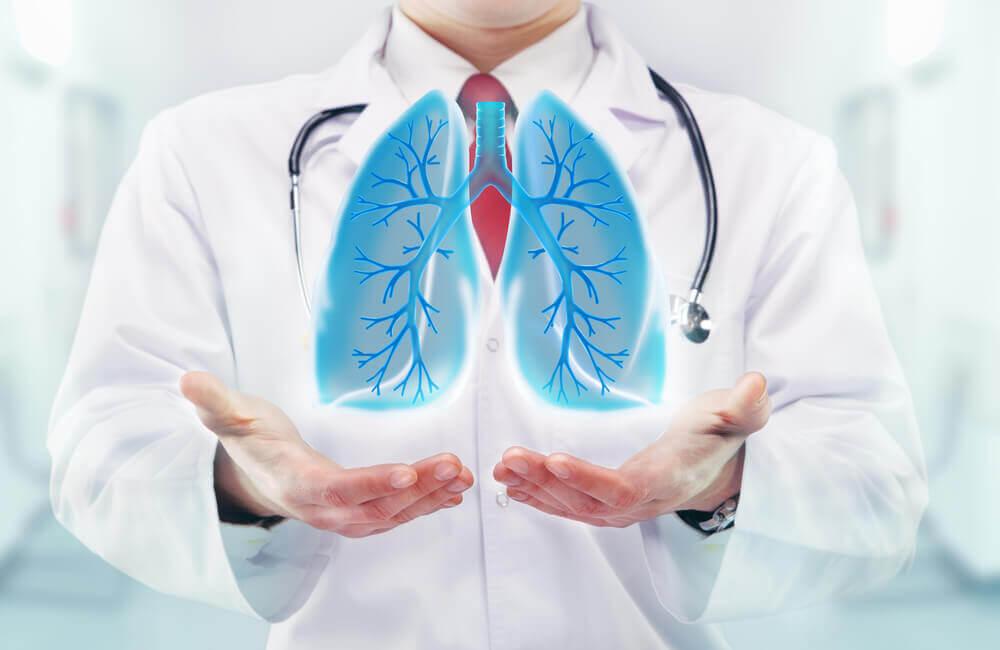Médico pulmones