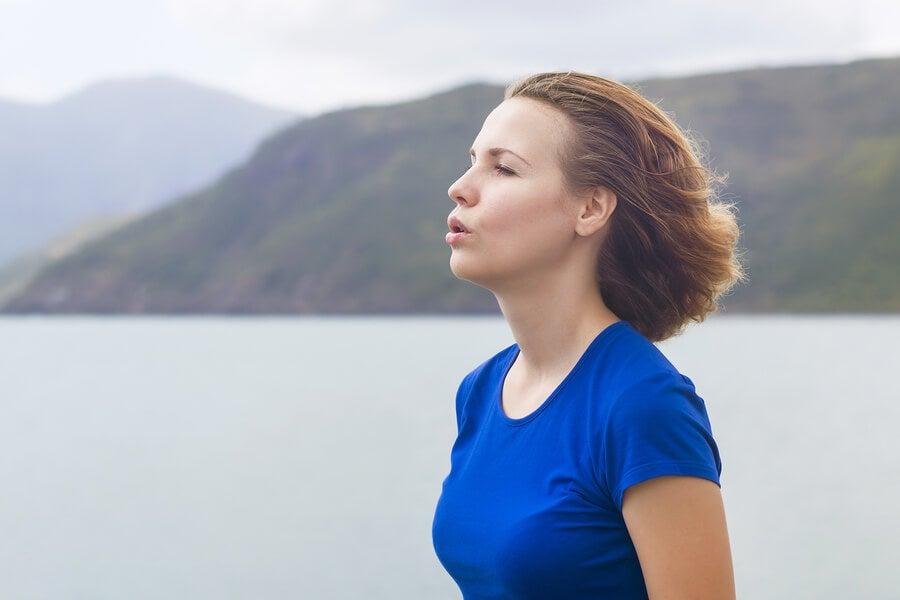 ¿Qué le sucede a los pulmones cuando hago ejercicio?
