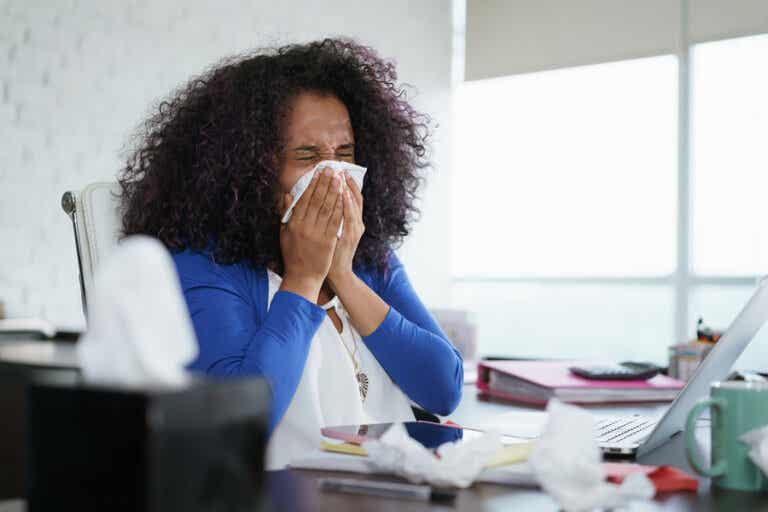 ¿Cómo se desarrolla la alergia?