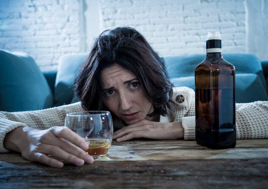 Consumir alcohol