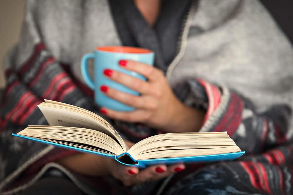 Toma un libro