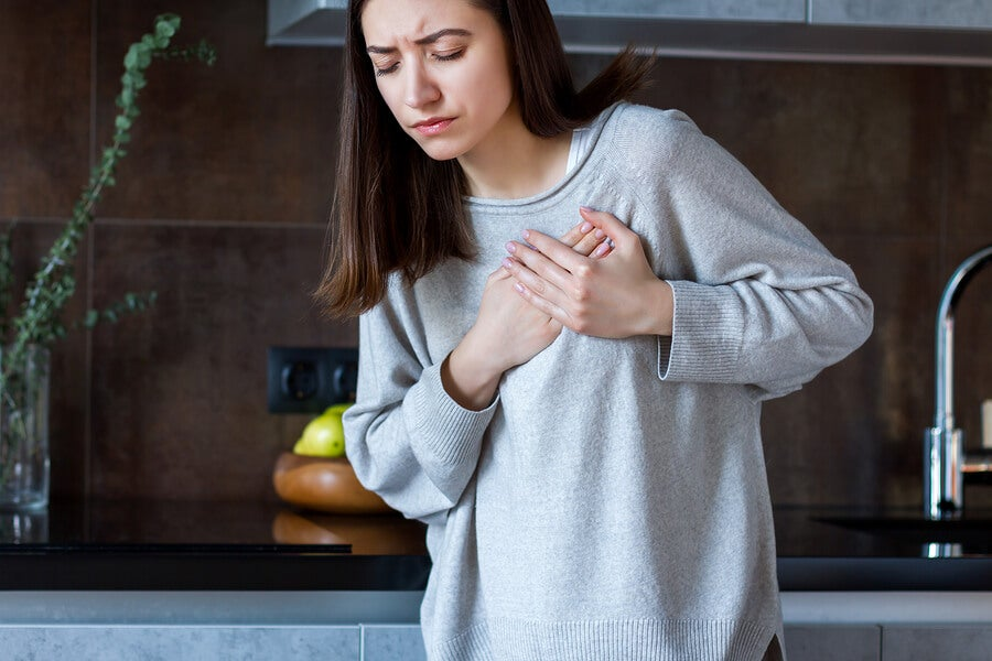 Cómo detectar un falso infarto