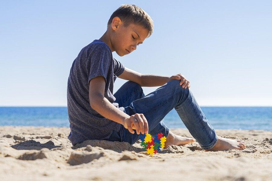 Síntomas de autismo en niños