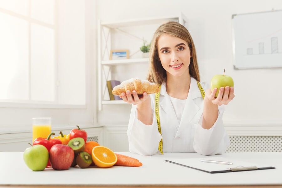 Oncosaludómetro y dieta