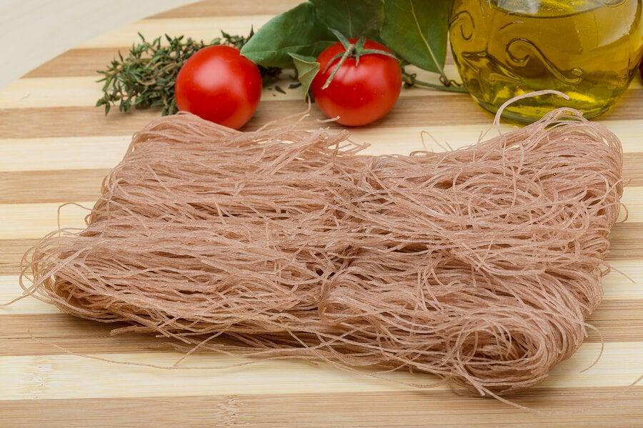 Beneficios de comer pasta integral