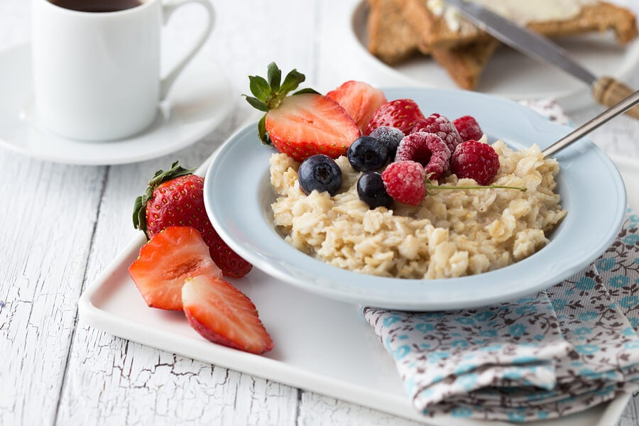 Alimentos adecuados para el desayuno