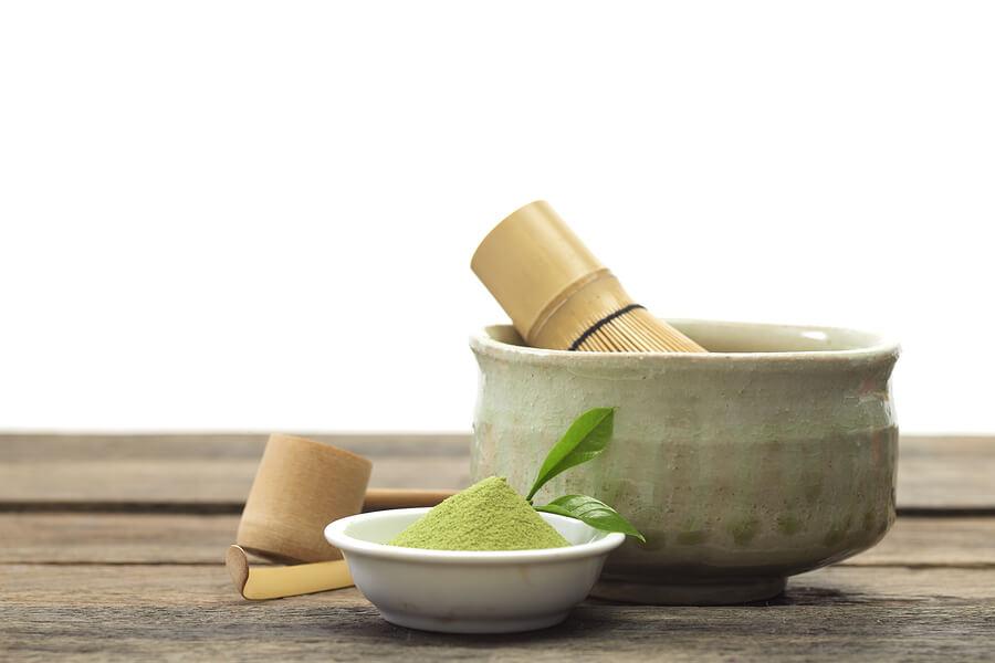 Propiedades nutricionales del té de matcha