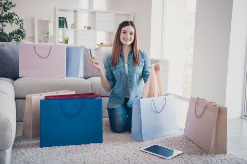 4 señales de que eres adicto a las compras
