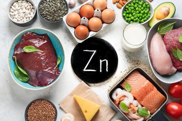 El papel del zinc para fortalecer el sistema inmune