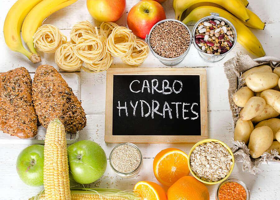 Degradación de hidratos de carbono