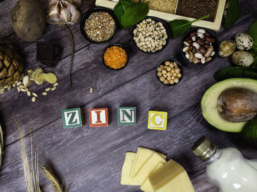 Fuentes alimentarias del zinc