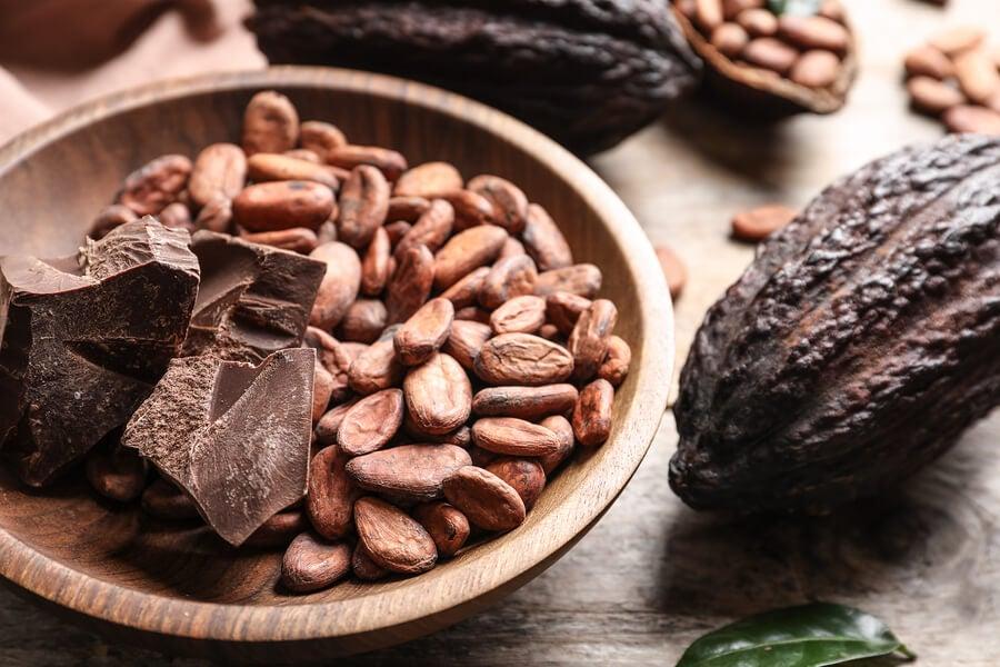 El chocolate sin azúcar