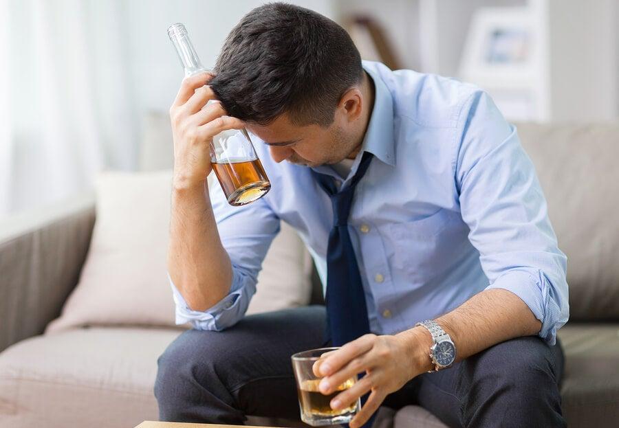 Suprimir el alcohol