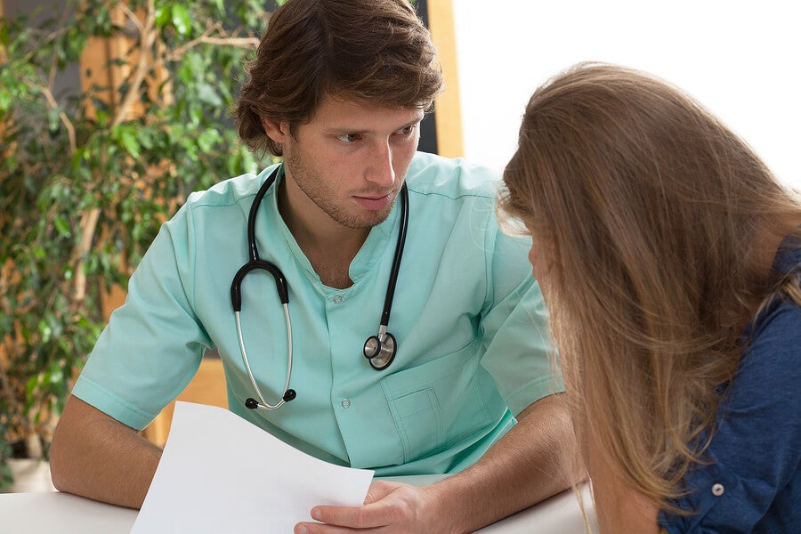 ¿Cómo reaccionan los pacientes ante el diagnóstico?