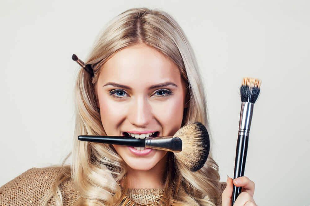 mantener tu estuche de maquillaje