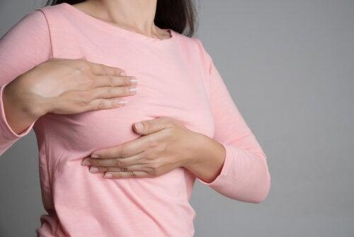 El dolor de senos y el ciclo menstrual