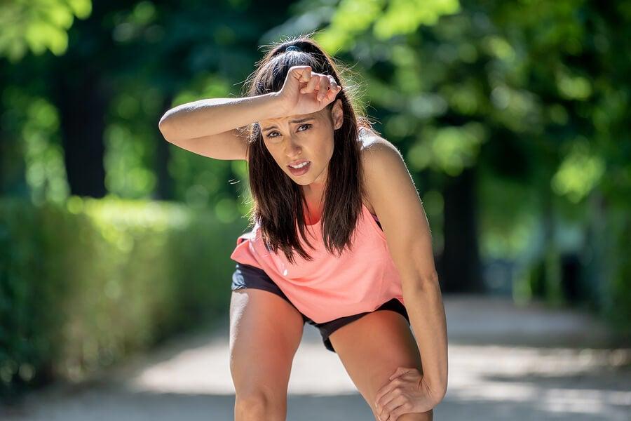 """Orina después del ejercicio: ¿qué debes saber"""""""